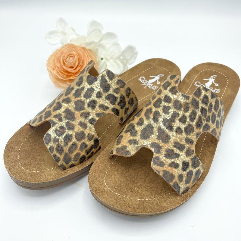 Meow Mix Corkys Sandals