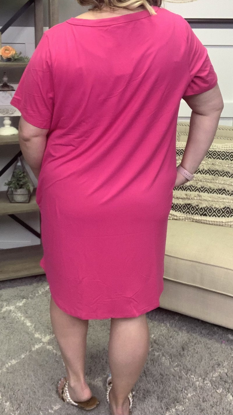 All Day, Everyday Dress - 2 colors!