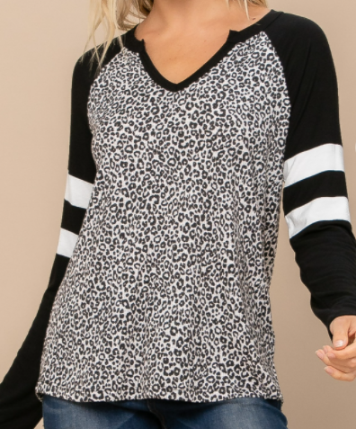 Athletic Animal Top