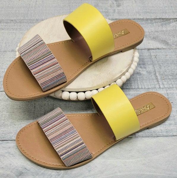 Bit of Sunshine Sandal