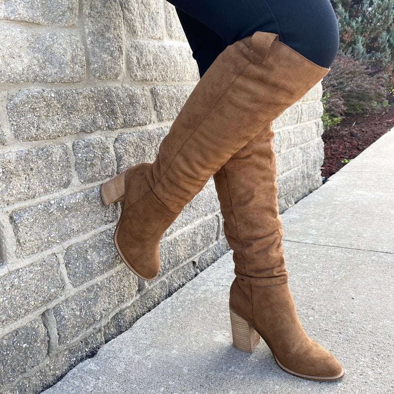 Above & Beyond Knee High Boots