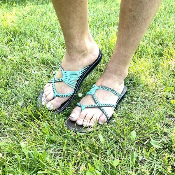 Phoenix Sun Sandals - 3 colors!