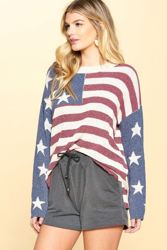 Star Spangled Banner Top