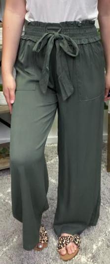 Cursive Cutie Pants - 2 colors!