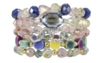 Brilliant and Bright Erimish Bracelet - 2 colors!