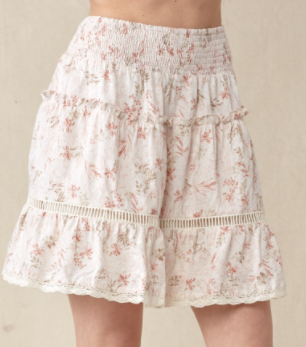 Tears for Another Day Skirt