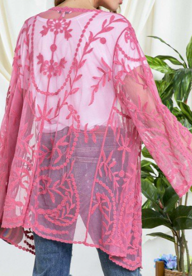 Baby I do Kimono