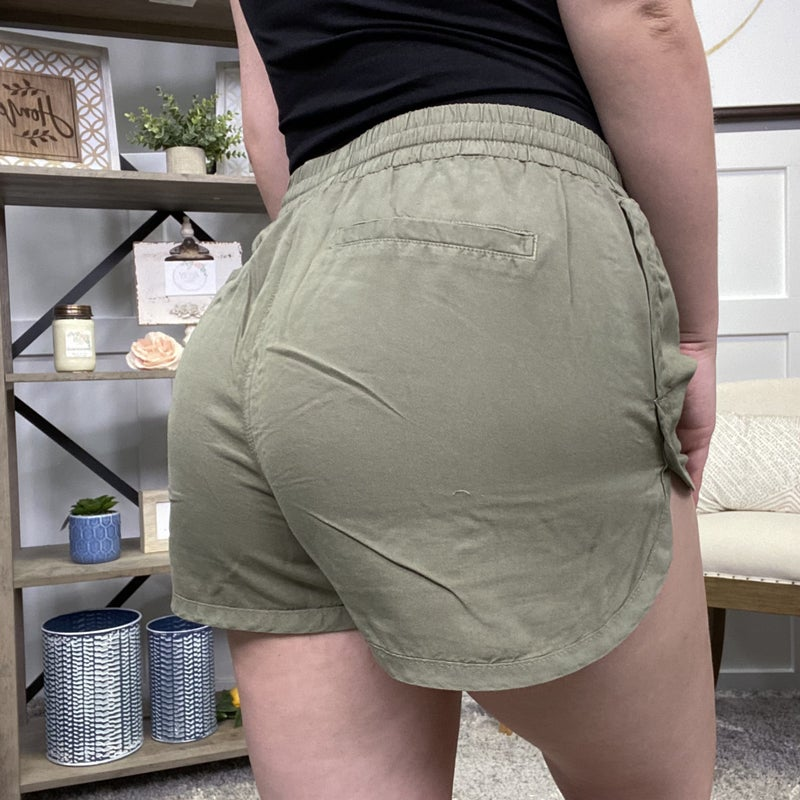 Somebody Told Me Shorts