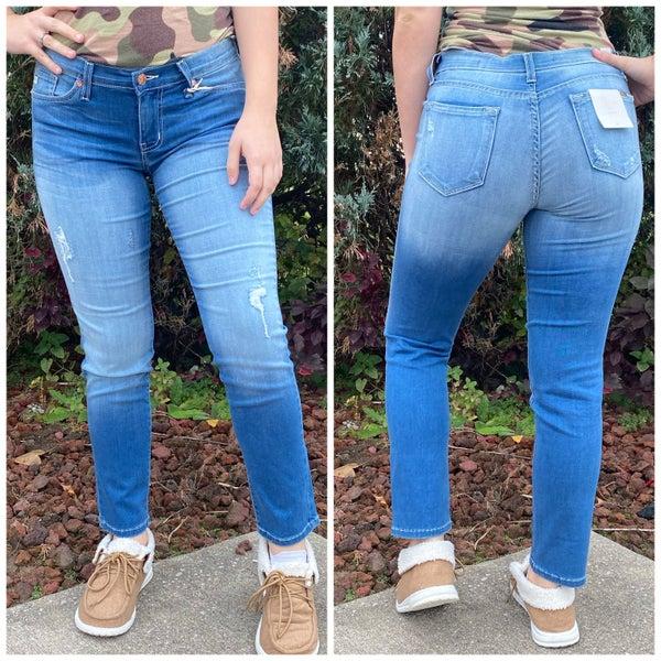 Low Rise KanCan Premium Jeans