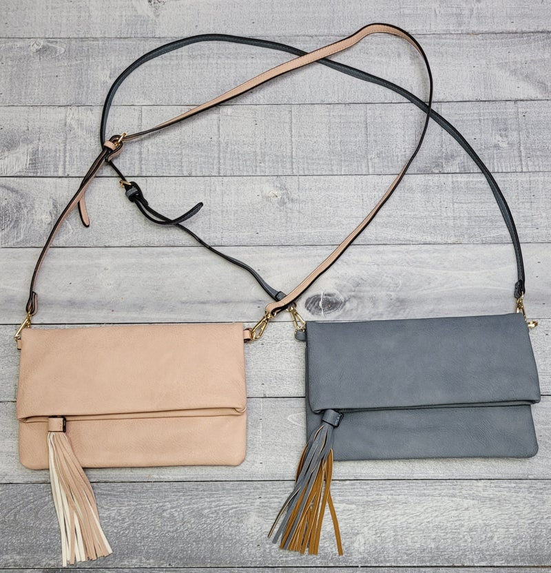 Time to go Out Crossbody -  2 colors!