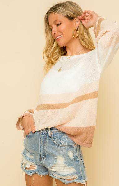 Rose Rush Sweater