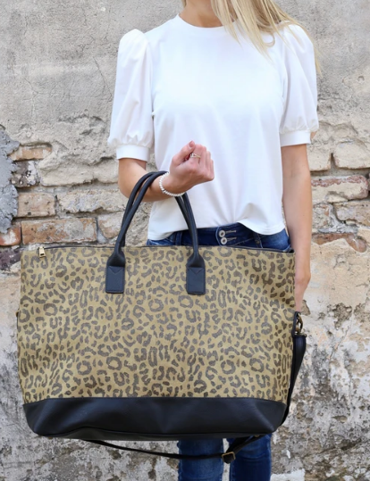 WOW Duffel Totes - 2 styles!