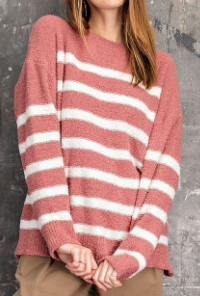 Change of Heart Sweater