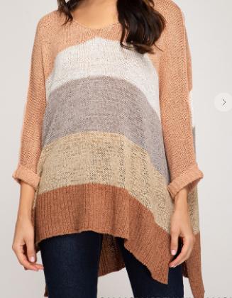 Study Date Sweater