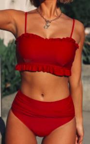 Confidence is Key Bikini (2 pieces) - 2 colors!  *FINAL SALE*