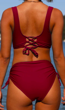 Boat Day Bikini (2 pieces) *FINAL SALE*