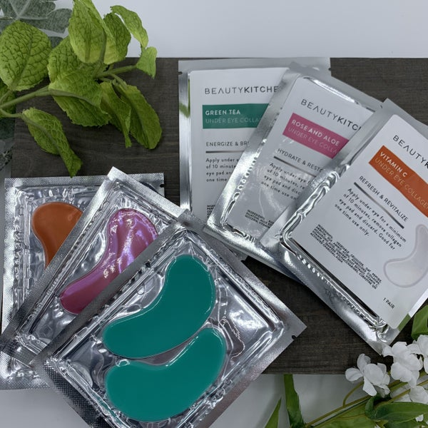Collagen Eye Gel Masks