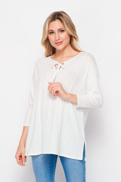 The Evening Honeyme Top - 2 colors!