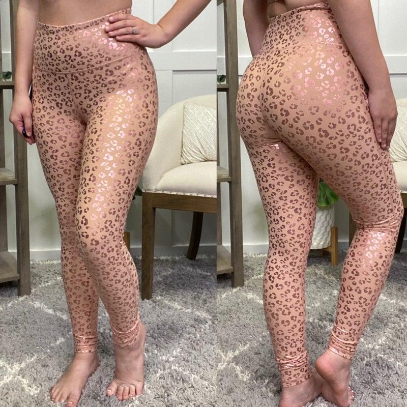 Shimmer And Shine High-waisted Leggings