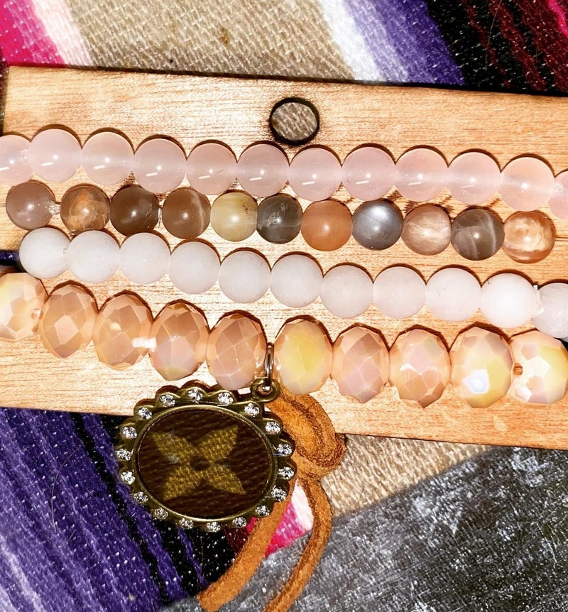Upcycled Stability Stack Stones
