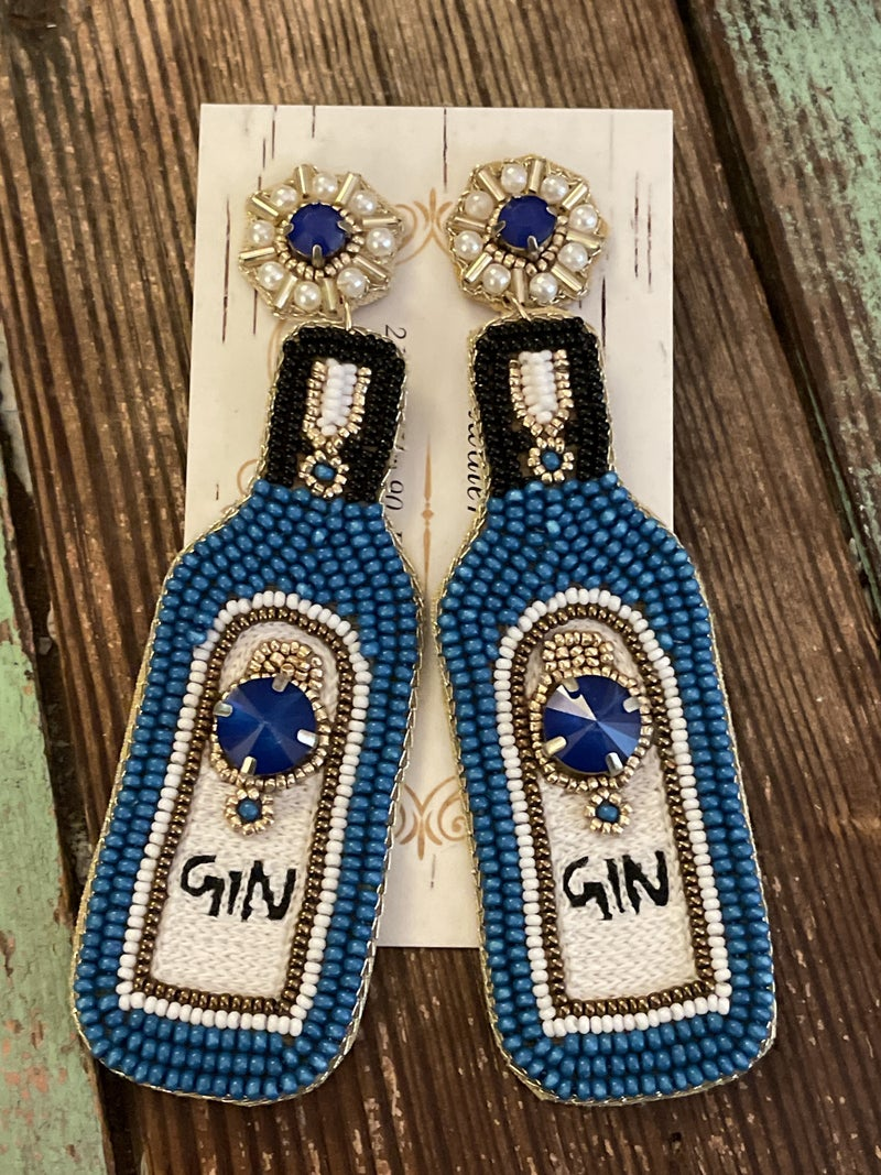 Drink Em Up Earrings