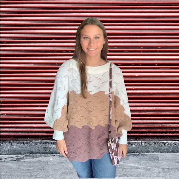 Colton Sweater