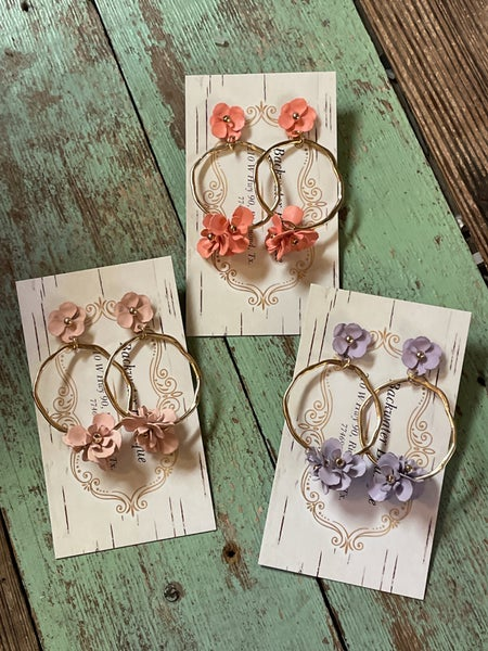 Blossoms Earrings