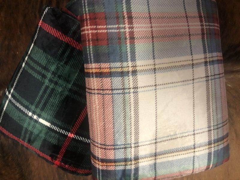 Must Have Plaid Blanket
