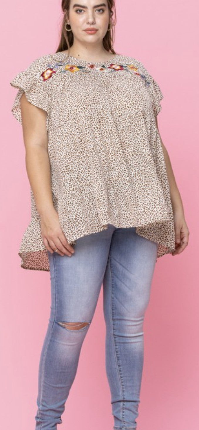 Dreamy Summer Day Top