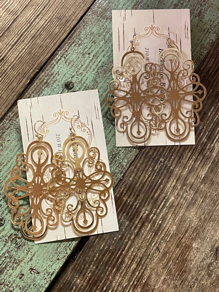 Charming Earrings
