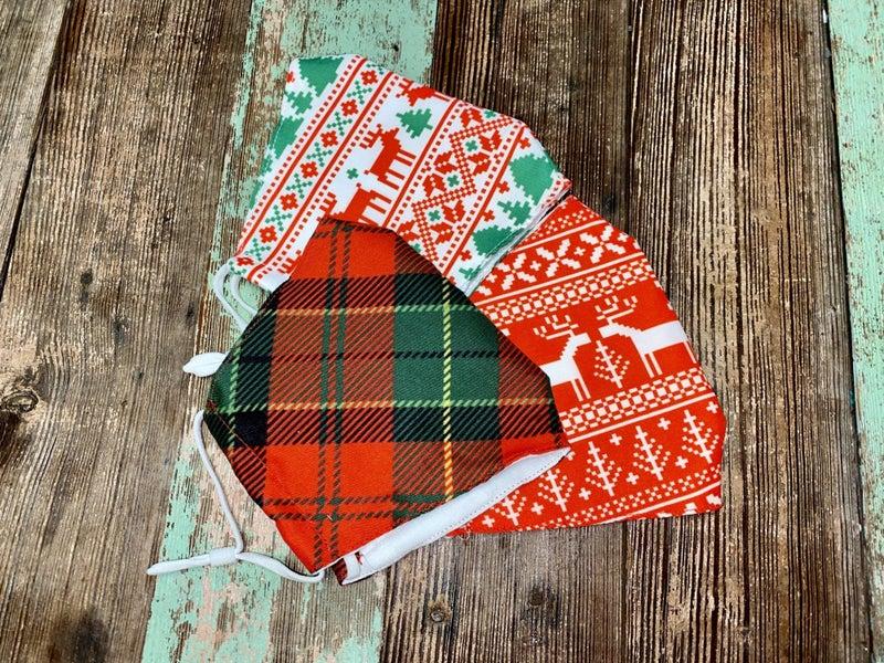 Christmas Masks