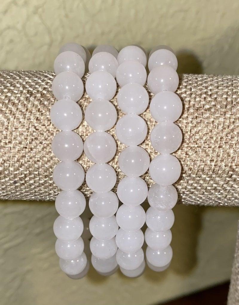 B3 Healing Stones White Quartz