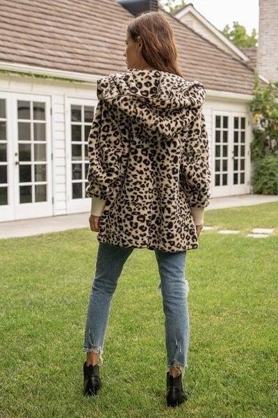 So Soft Leopard Sherpa