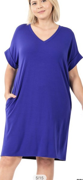 Tiff T-shirt Dress