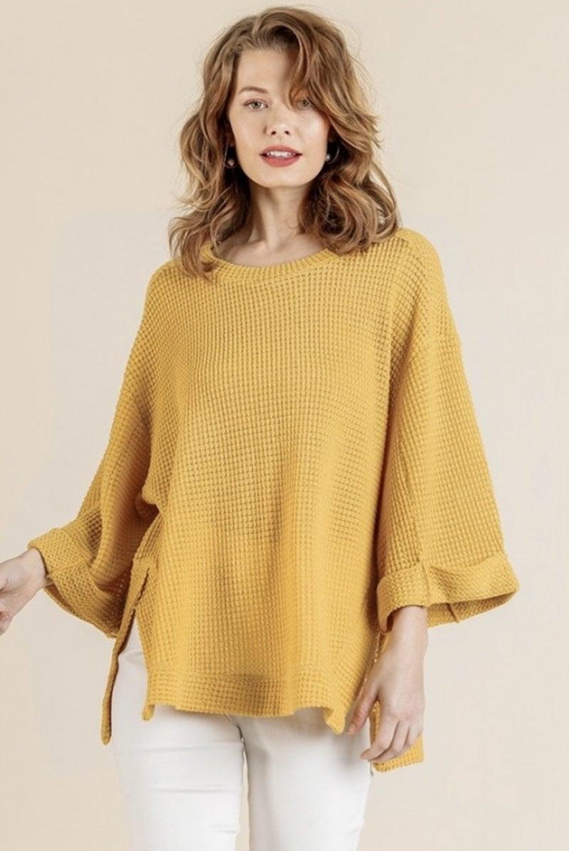 Honey Sweater