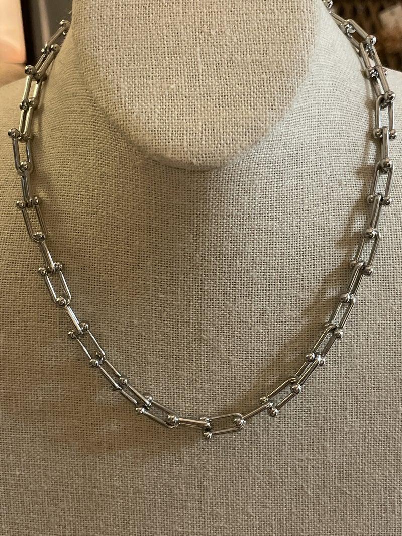 Tiff Necklace- petite