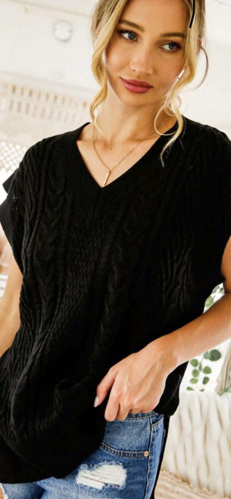 Double Duty Sweater