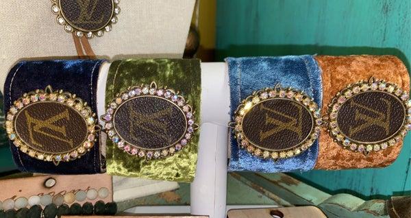 Vintage cuffs