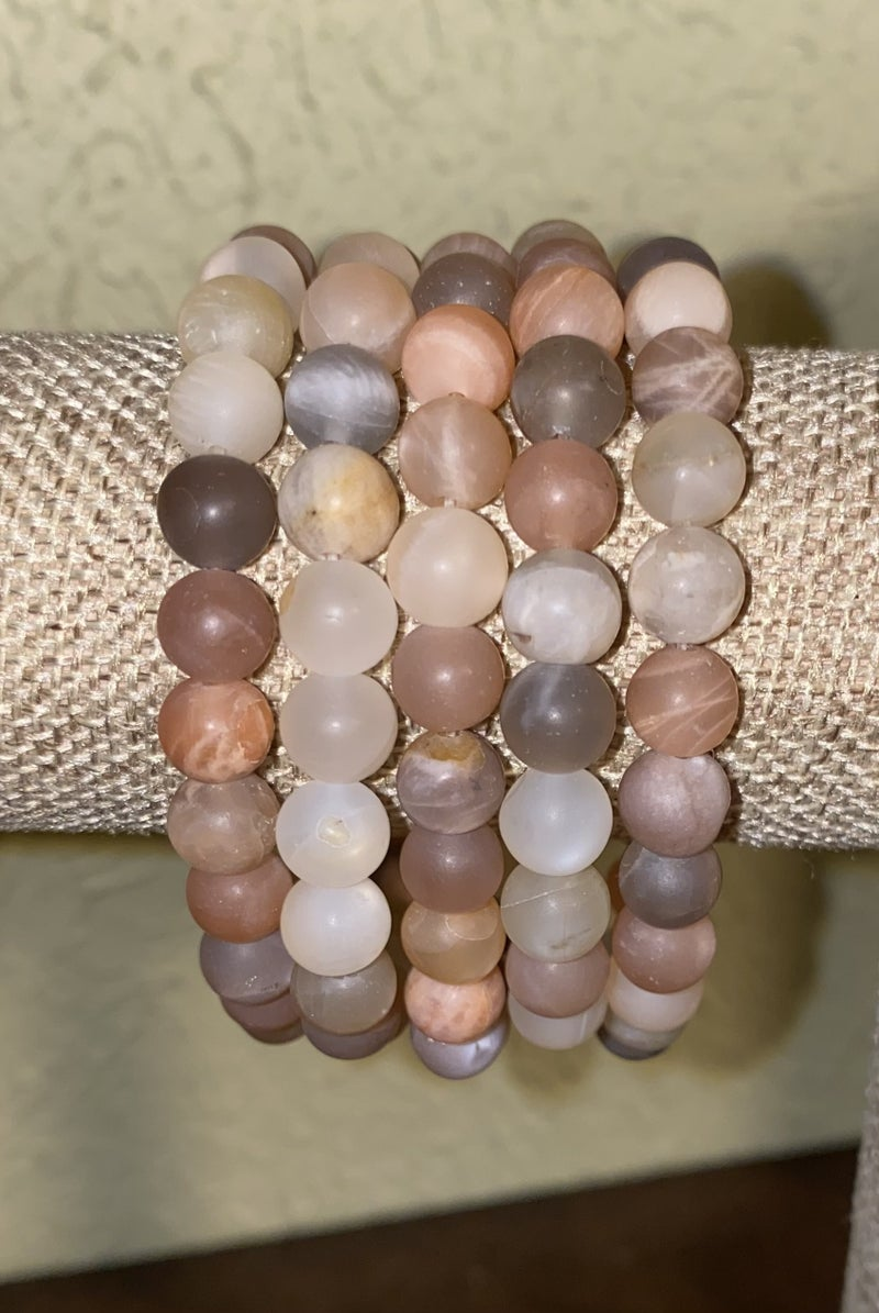 B3 Healing Stone Bamboo Agate