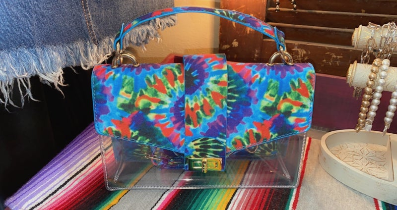 Tie Dye Time handbag