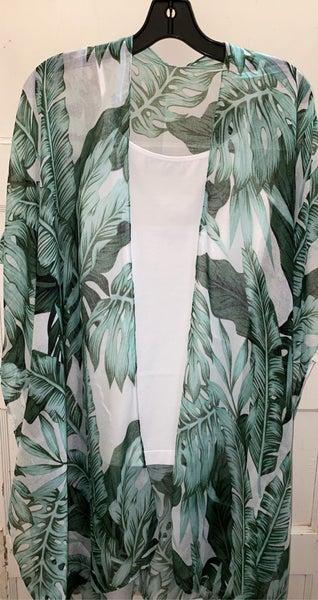 Fern Kimono