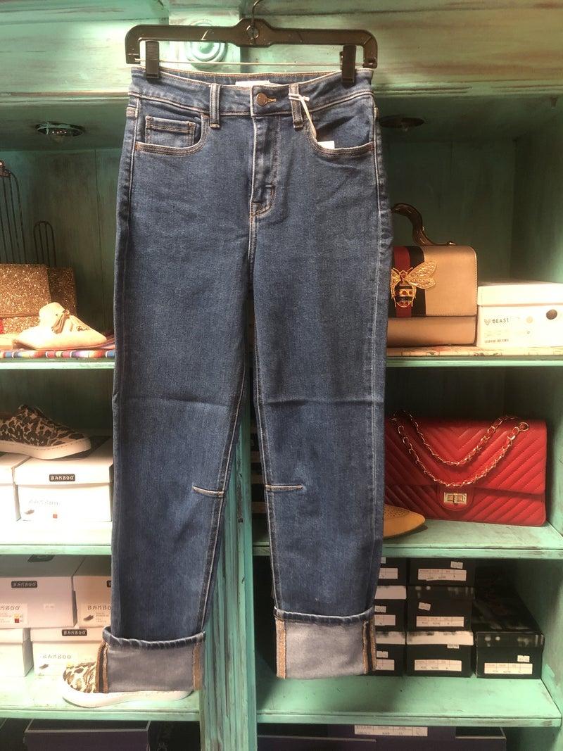 Cuff 'em Jeans