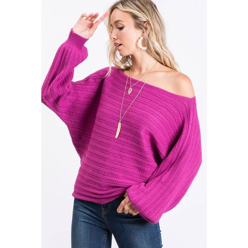 Sassy Sweater