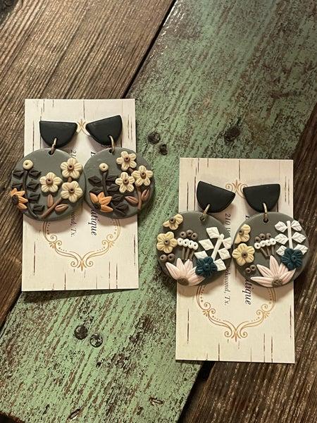 China Doll Earrings