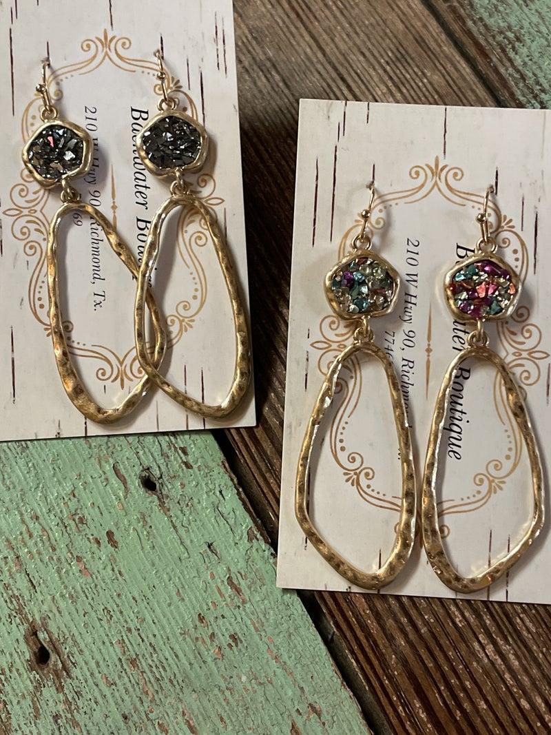 Meghan Earrings