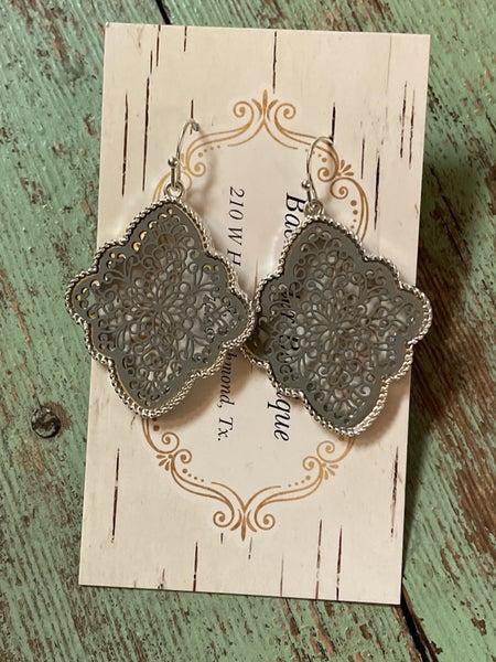 Boston Earrings