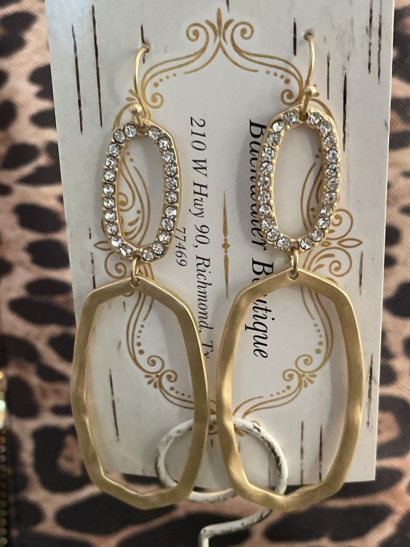 Everyday Fancy Earrings
