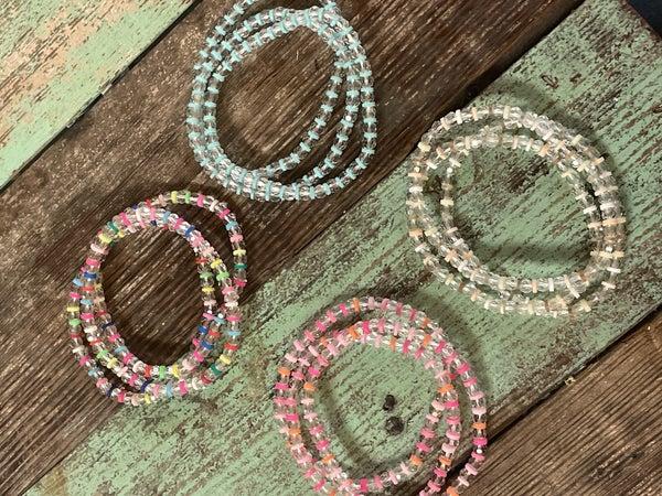 Beach Day Bracelet Set