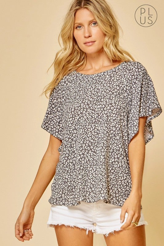 Camille Curvy Girl Top