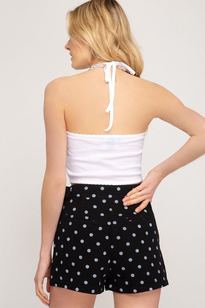 The Polka Shorts